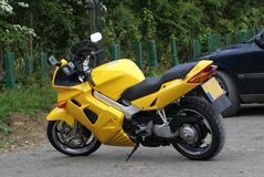 Мотоцикл Мотоцилк Стоковые Изображения RF