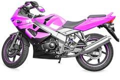 мотоцикл спорта Стоковое Изображение