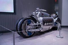 Мотоцикл томагавка 2003 доджей Стоковая Фотография RF