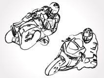 Мотоциклы бесплатная иллюстрация