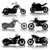 мотоциклы Стоковая Фотография RF
