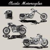 мотоциклы Стоковое Изображение