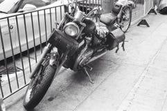 Мотоцикл Стоковое фото RF