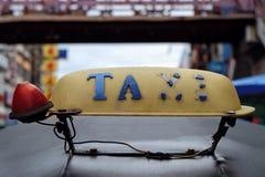 Мотоцикл TukTuk Таиланда Стоковые Фотографии RF