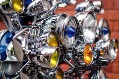 Мотоцилк стоковые изображения