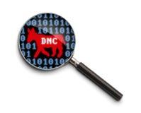 Мотыга DNC стоковое изображение
