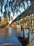 Мох Conway Riverwwalk Стоковые Изображения