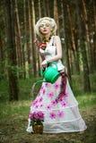 Моча цветки Стоковые Фото