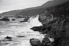 мощная волна Стоковые Изображения
