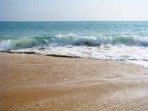 Мощная волна стоковое фото rf