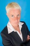 мощная женщина Стоковая Фотография RF