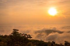 Мощная солнечность Стоковые Фотографии RF