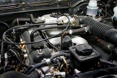мощное двигателя старое Стоковые Фотографии RF