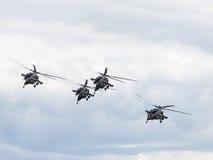 Мощное Mi-28 Стоковое Фото