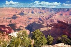 Ландшафт грандиозного каньона Стоковое Фото