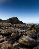 Мощёная дорожка гиганта, Северная Ирландия Стоковые Фото