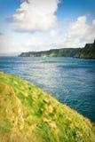 мощёная дорожка Ирландия северная Стоковые Фотографии RF