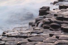 мощёная дорожка гигантский s Стоковое Фото