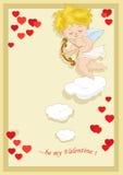 Моя валентинка Стоковое Изображение RF