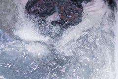Моя одежды в стиральной машине Стоковое фото RF