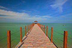 Мола национального парка Penang, Малайзии Стоковое Изображение RF