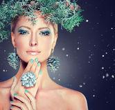 Мода рождества Стоковые Фото
