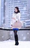 Мода улицы Стоковые Фото