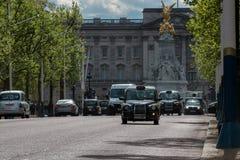 Мол в Лондоне Стоковое Фото