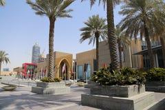 Мол Дубай Стоковое Изображение