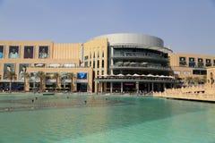 Мол Дубай Стоковая Фотография