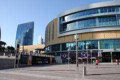 Мол Дубая Стоковое Изображение