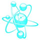 молекула Стоковые Фото