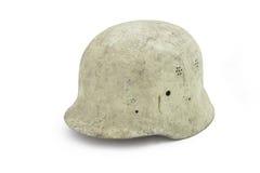 модель шлема m35 армии немецкая Стоковые Фотографии RF