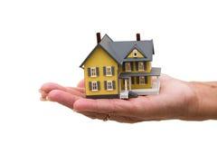 модель дома Стоковые Изображения RF