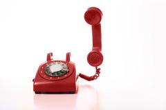 Модемный телефон Стоковые Изображения