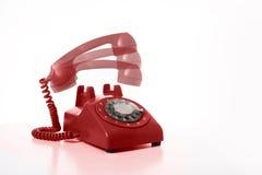 Модемный телефон Стоковое фото RF