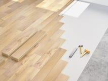 Модернизация квартиры перевод 3d стоковые фотографии rf