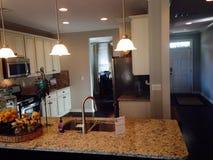 Модельная кухня Стоковая Фотография RF