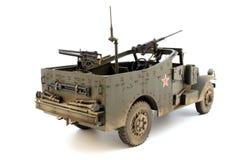 Модельное вид сзади M3 Stuart стоковые изображения rf