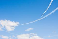 Модельные представления самолетов Стоковое фото RF