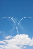 Модельные представления самолетов Стоковые Фотографии RF