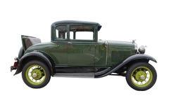 Модельный автомобиль года сбора винограда t Стоковые Изображения RF