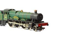 Модельный поезд a игрушки Стоковое фото RF