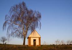 Молельня в южной Моравии Стоковые Фото