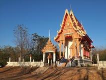Молельня на Wat Таиланде Стоковое Изображение