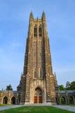 Молельня Университета Дьюка Стоковые Фотографии RF