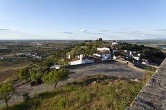 Молельня Bento Sao в Monsaraz, Португалии Стоковая Фотография RF