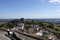 Молельня Bento Sao в Monsaraz, Португалии Стоковые Фото