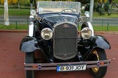 Модель автомобиля Форда старая Стоковое фото RF