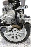 Модель автомобиля Стоковые Фотографии RF